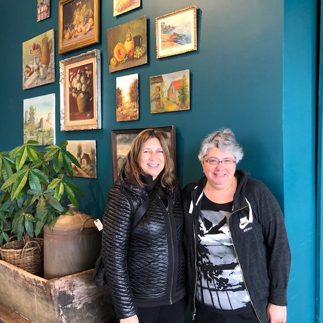 Wendy Louise Nog, and Friend Stephanie G.