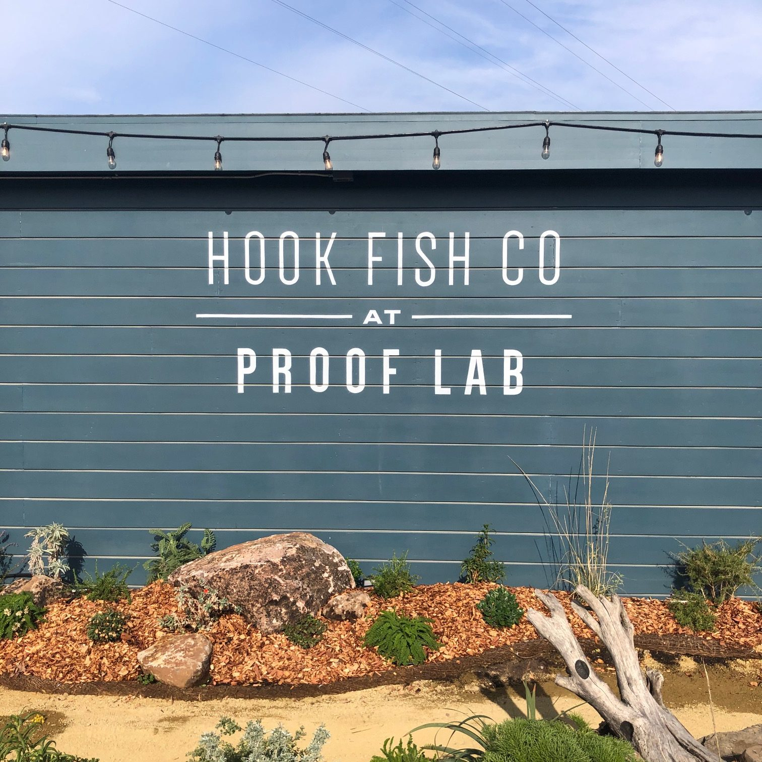 Hook Fish Co. at Proof Lab